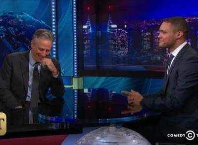 News video: Trevor Noah to Replace Jon Stewart on 'The Daily Show'