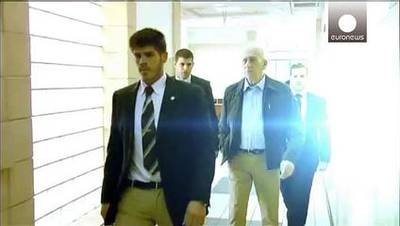 News video: Israel's former prime minister Ehud Olmert faces jail again over fresh fraud claims